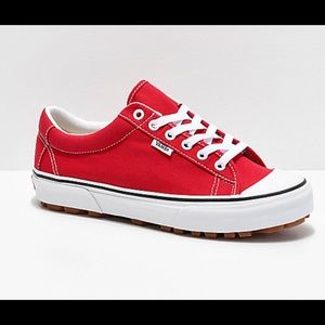 Vans Style 29 Racing Red  Shoes